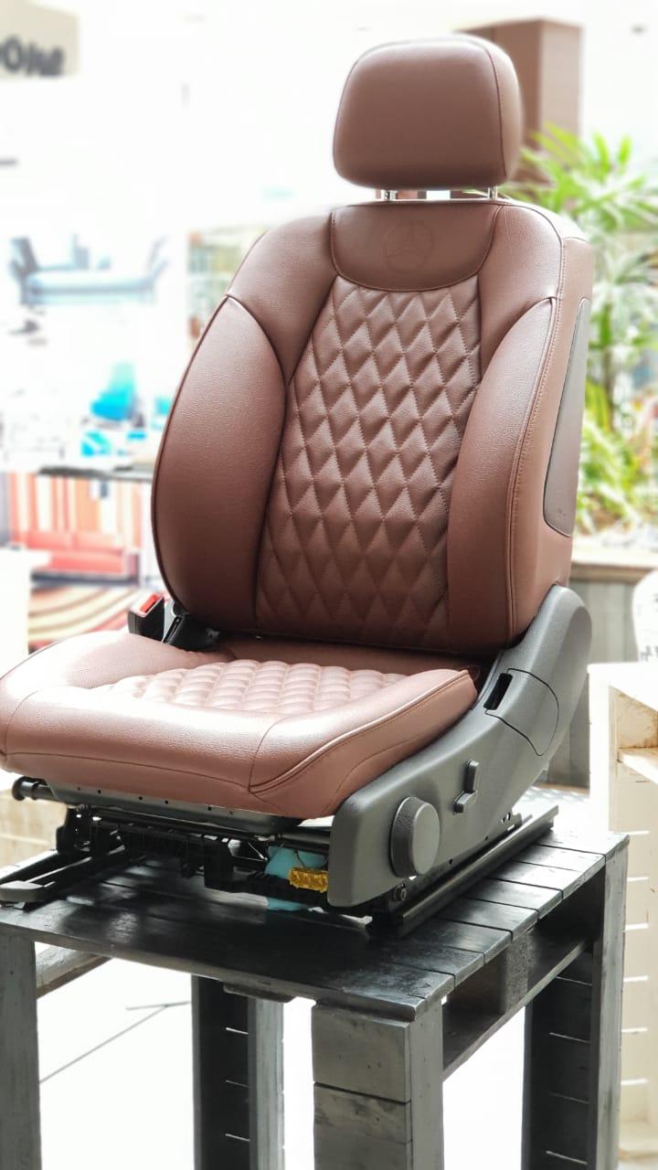 MERCEDES (RENEW SEAT)