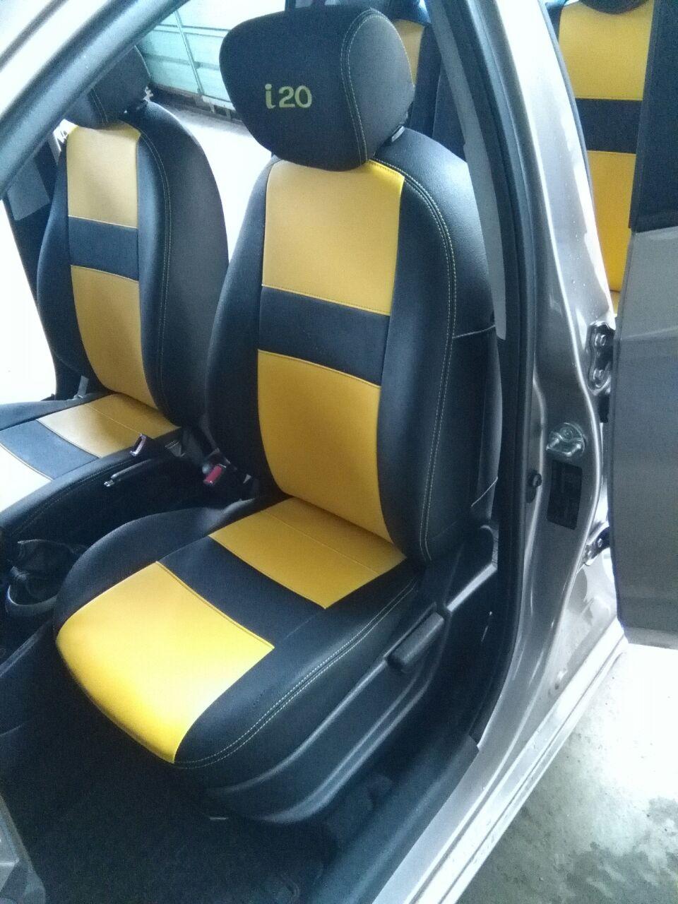 Hyundai I20 SEAT COVER